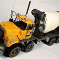 Mack cement mixer Neil Parsons 1:24 103