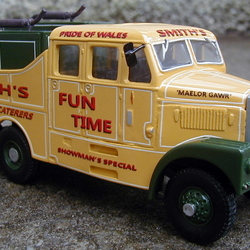Scammell Constructor Smiths Amusements